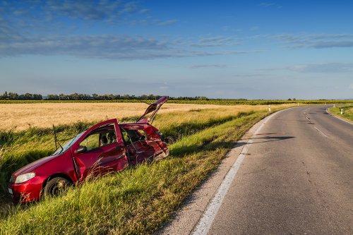 Ongeval met de auto